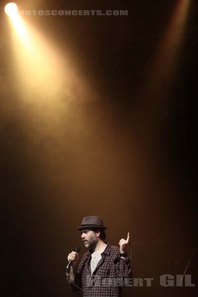 FREDO VIOLA - 2009-11-05 - PARIS - La Cigale